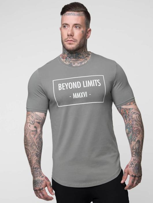 Beyond Limits Tričká Signature kaki