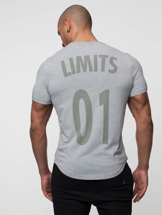 Beyond Limits Trika League šedá