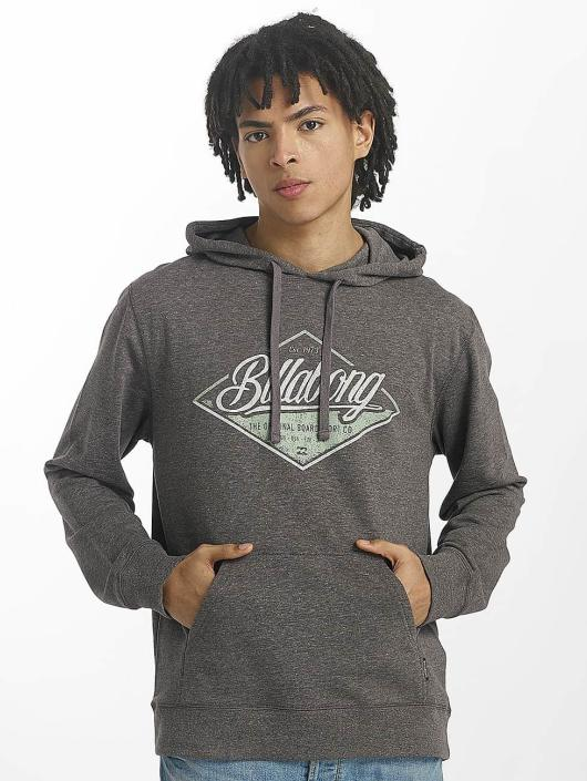 Billabong Hoodies Tstreet šedá