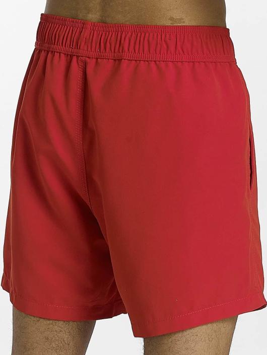 Billabong Koupací šortky All Day LB 16 červený