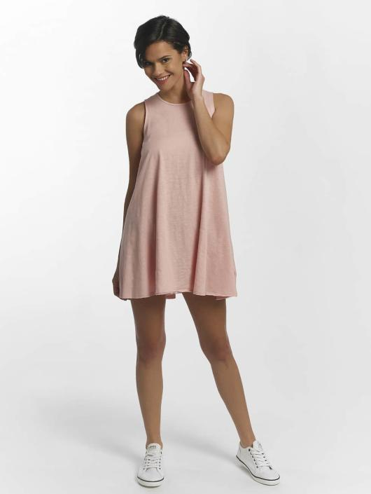 Billabong Sukienki Essential rózowy