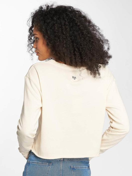 Billabong Sweat & Pull Crop beige