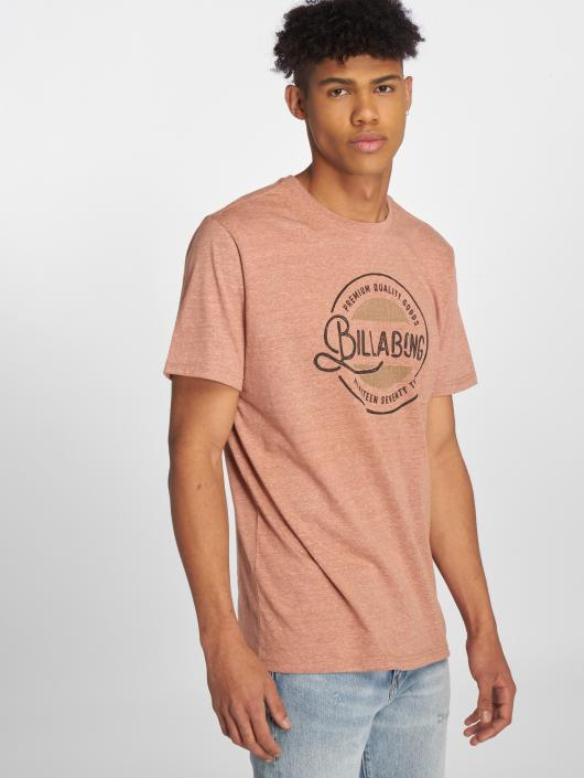 Billabong T-Shirt Plaza brown