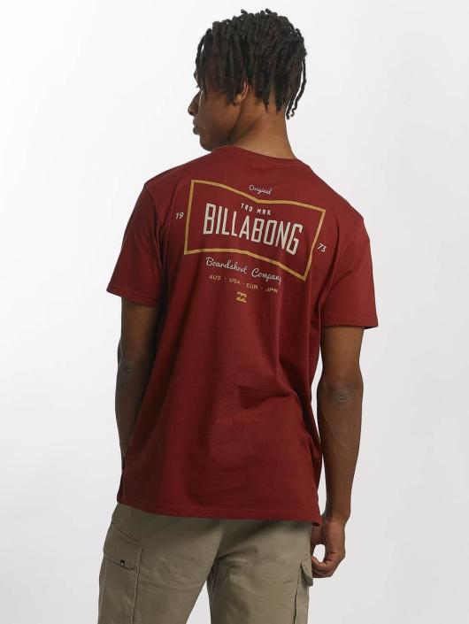 Billabong Trika Craftman červený