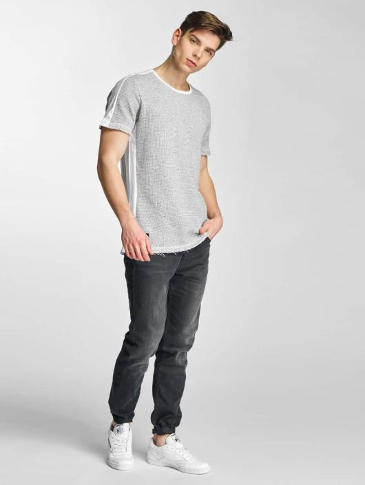 Black Kaviar T-Shirt Selby grey