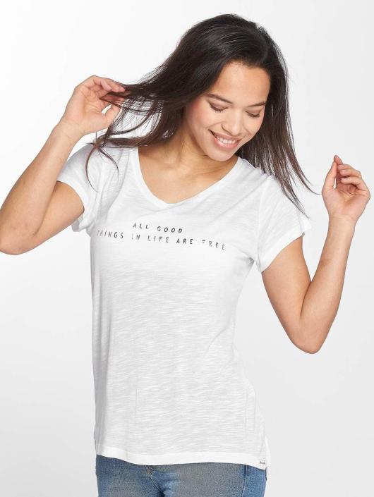 Blend She T-paidat Sloane R valkoinen