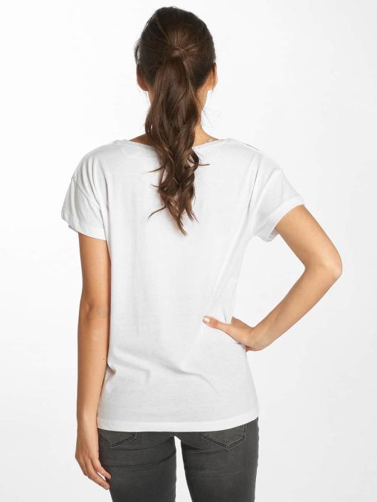 Blend She T-paidat Fran R valkoinen