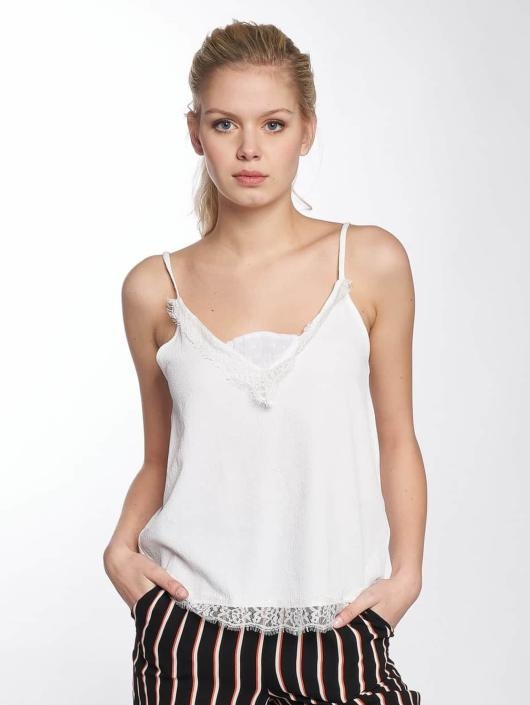 Blend She Top Sury R white