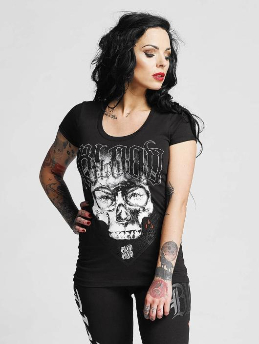 Blood In Blood Out Camiseta Tóxico negro