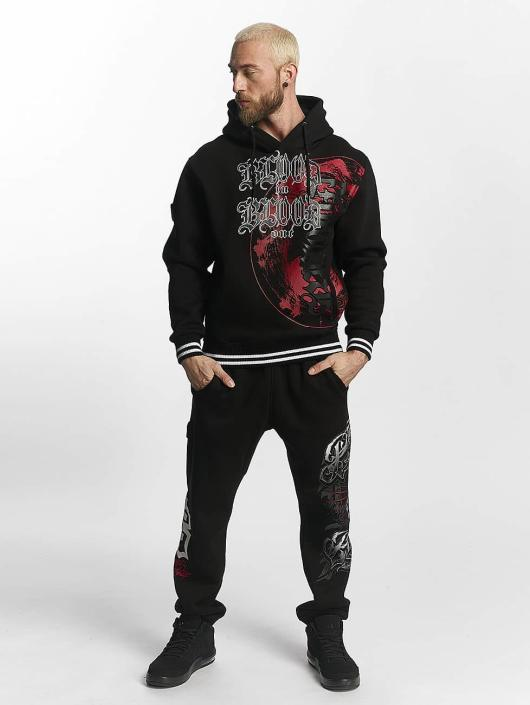 Blood In Blood Out Hoody Cartel zwart