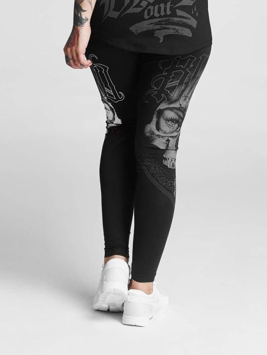 Blood In Blood Out Legging Tóxico noir