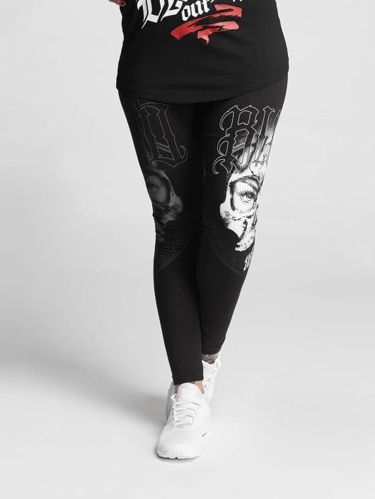 Blood In Blood Out Legging/Tregging Tóxico negro