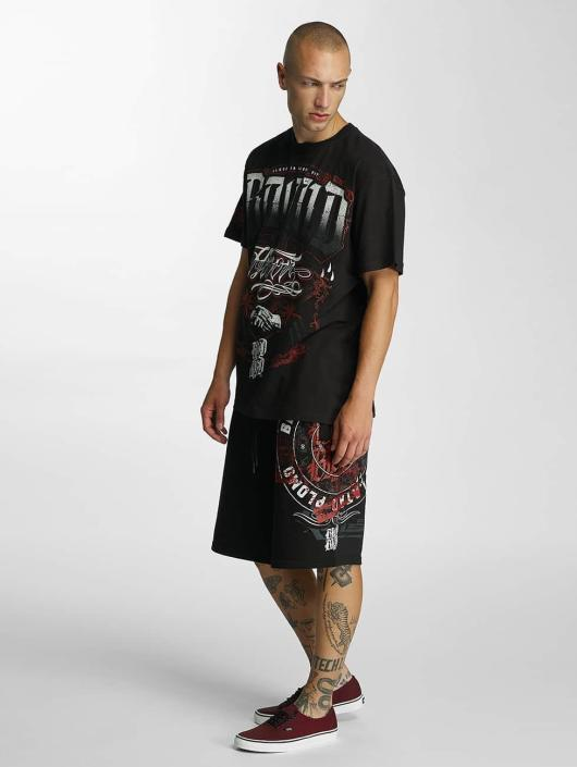 Blood In Blood Out Shorts Plata O Plomo schwarz