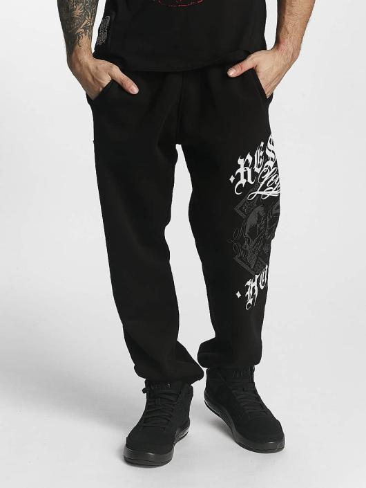 Blood In Blood Out Spodnie do joggingu Lema czarny