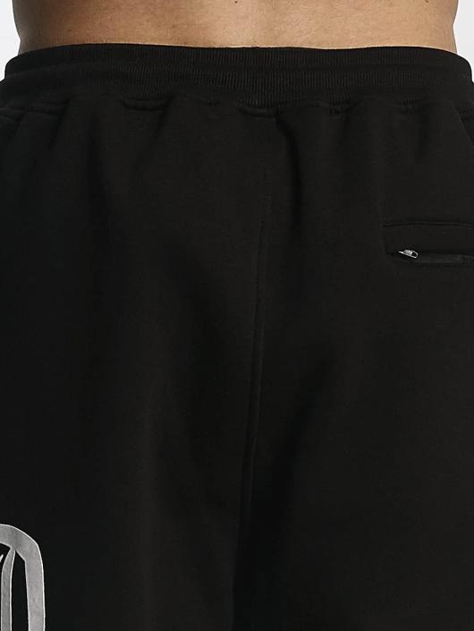 Blood In Blood Out Spodnie do joggingu Logo czarny