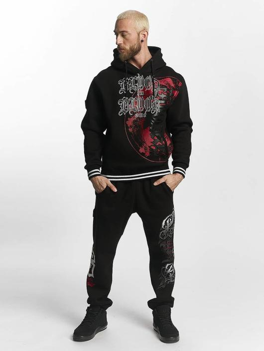 Blood In Blood Out Sweat Pant Infernal black