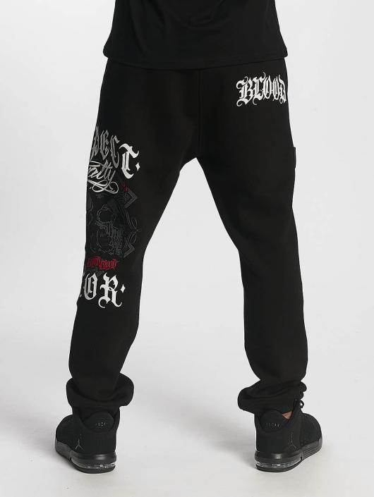 Blood In Blood Out Sweat Pant Lema black