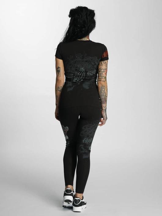 Blood In Blood Out T-Shirt Manos Orando black