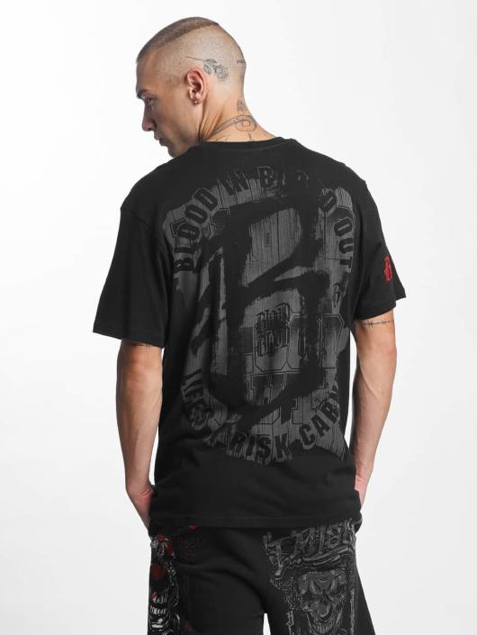 Blood In Blood Out T-Shirt Life's a Risk noir
