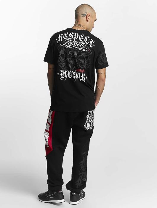 Blood In Blood Out T-Shirt Lema noir