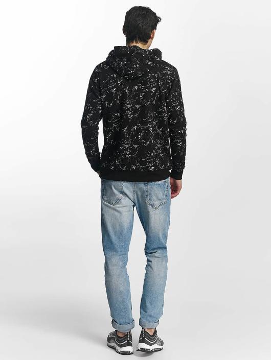 Brave Soul Пуловер All Over Print черный