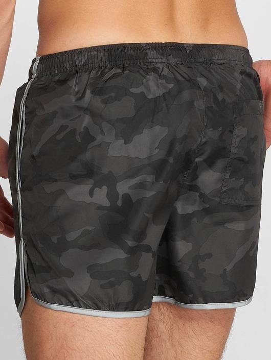 Brave Soul Badeshorts Conrad camouflage