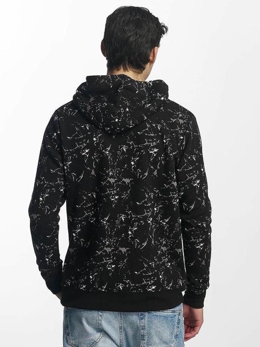 Brave Soul Jumper All Over Print black