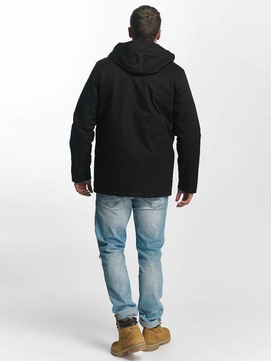Brave Soul Kurtki zimowe Brave Soul Winter Jacket czarny