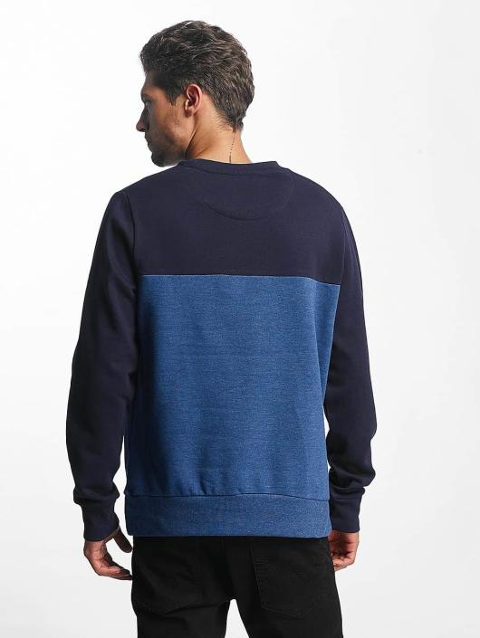 Brave Soul Pullover Vinnie blau