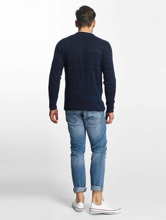 Brave Soul Pullover Curcio blau