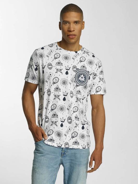 Brave Soul T-paidat All Over Print valkoinen