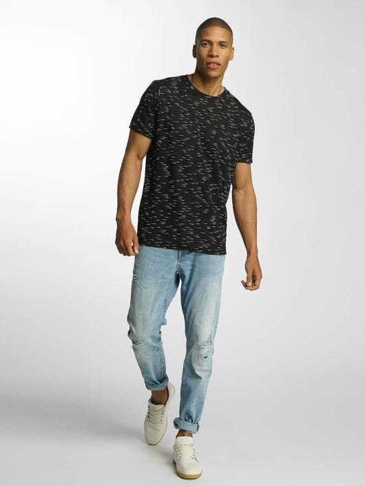 Brave Soul T-Shirt All Over black