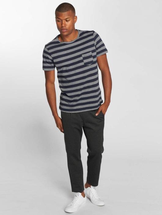 Brave Soul T-Shirt Gravel blau