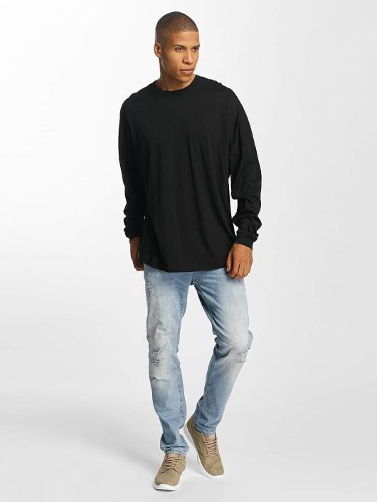 Brave Soul T-Shirt manches longues Global noir