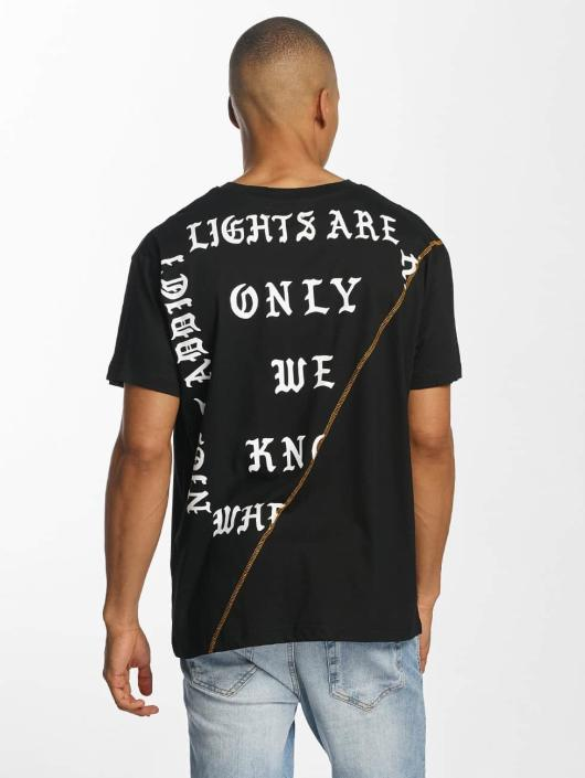 Brave Soul T-Shirt Message noir