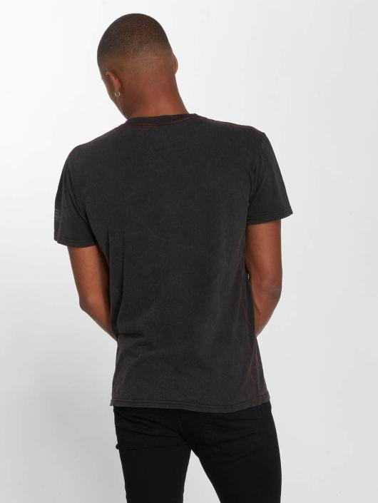 Brave Soul T-Shirt Soul Gig schwarz