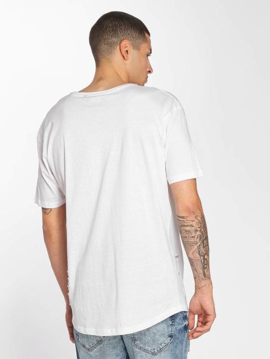 Brave Soul t-shirt Benji wit