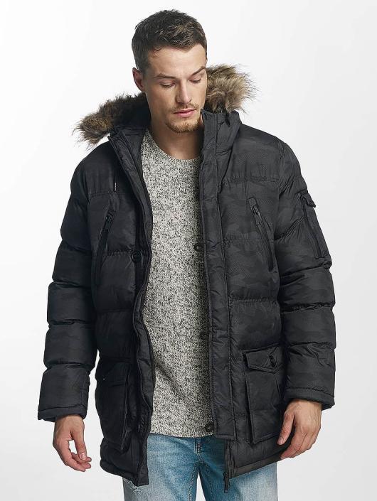 Brave Soul Talvitakit Brave Soul Winter Jacket musta