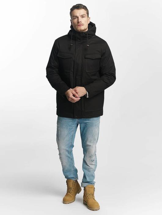 Brave Soul Vinterjakke Brave Soul Winter Jacket svart
