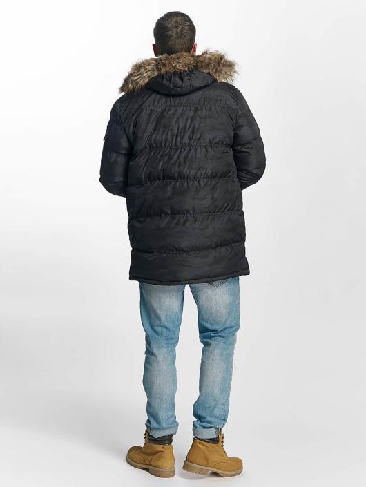 Brave Soul Winter Jacket Brave Soul Winter Jacket black