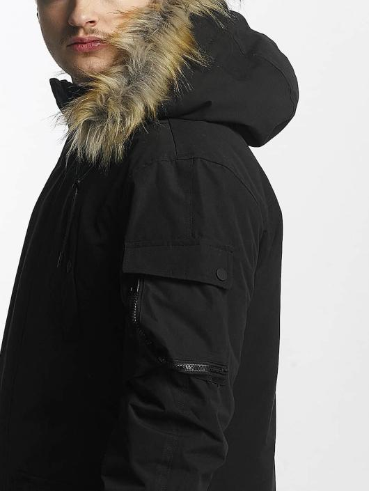 Brave Soul Winter Jacket Mane black