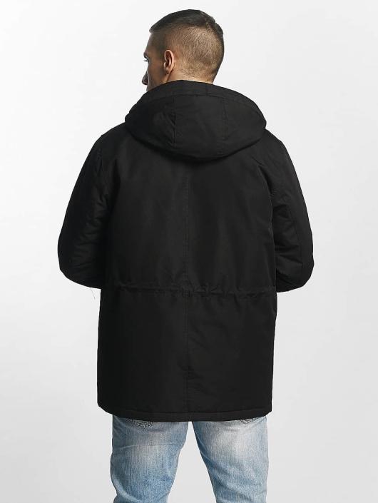 Brave Soul Winter Jacket Brave Soul Jacket black