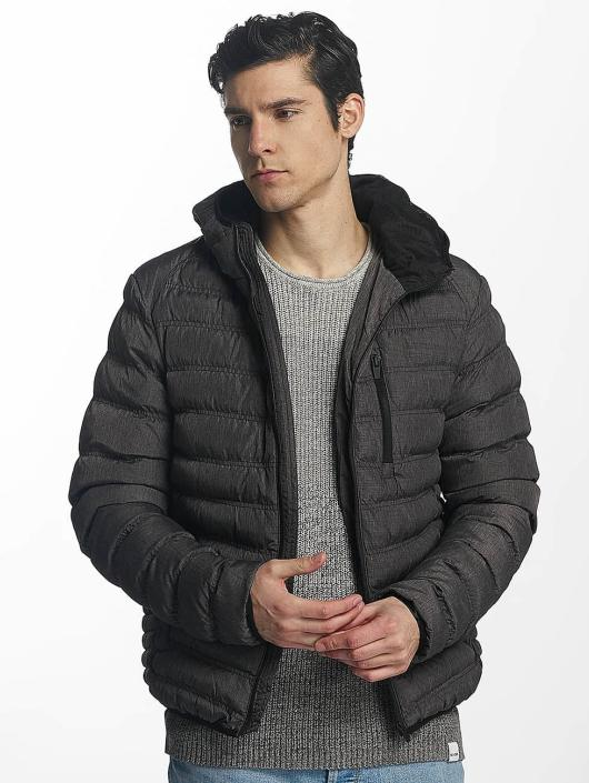 Brave Soul Winter Jacket Puffer gray