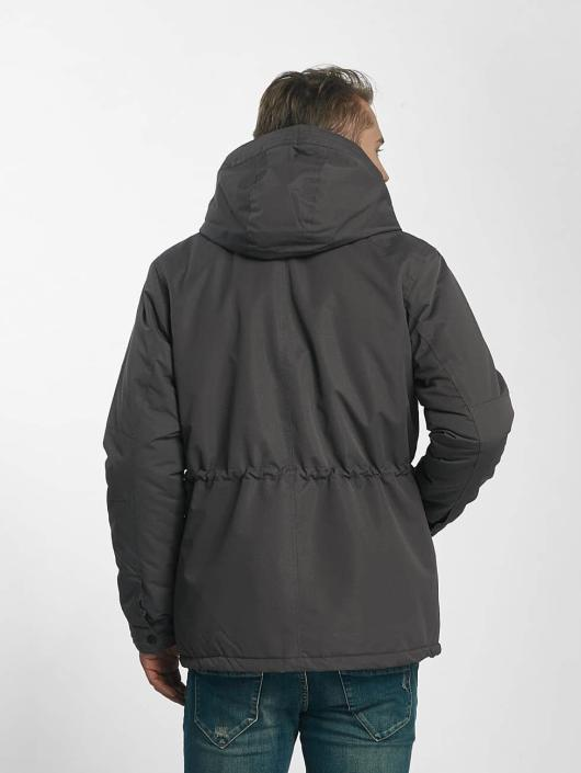 Brave Soul Winter Jacket Joseph gray