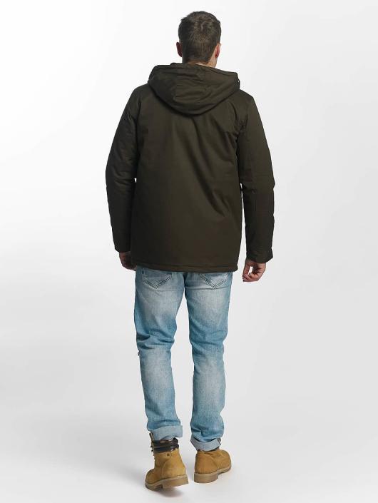 Brave Soul Winterjacke Brave Soul Winter Jacket khaki