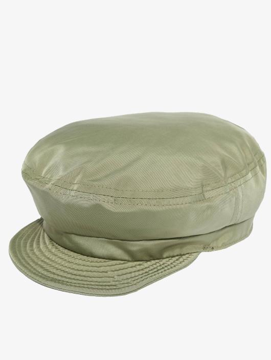 Brixton hoed Fiddler Unstructured groen