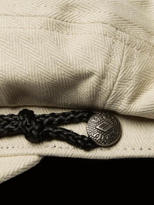 Brixton Klobúky Fiddler Hat béžová