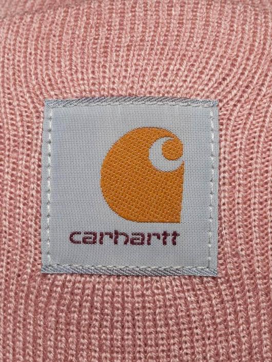 Carhartt WIP Beanie Acrylic Watch rosa
