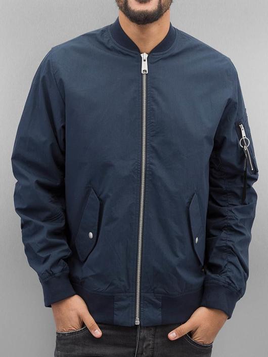 Carhartt WIP Bomber jacket Adams blue