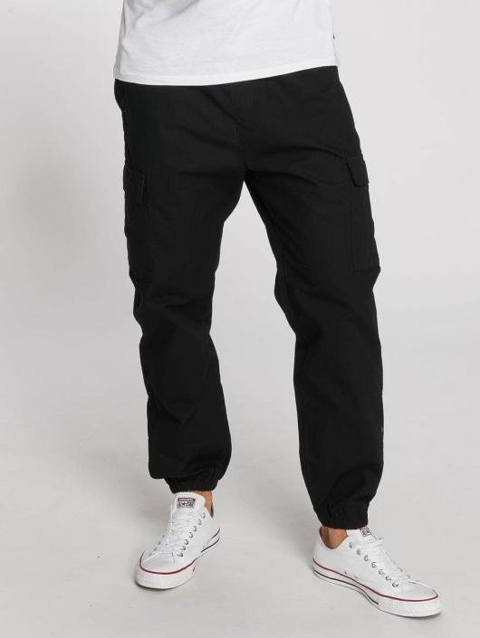 Carhartt WIP Cargo pants Columbia Ripstop Cotton Cargo black